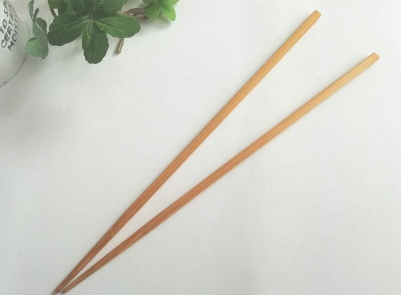 【無印良品】普段使いに!来客用に!菜箸に!使いやすくて大活躍の竹箸
