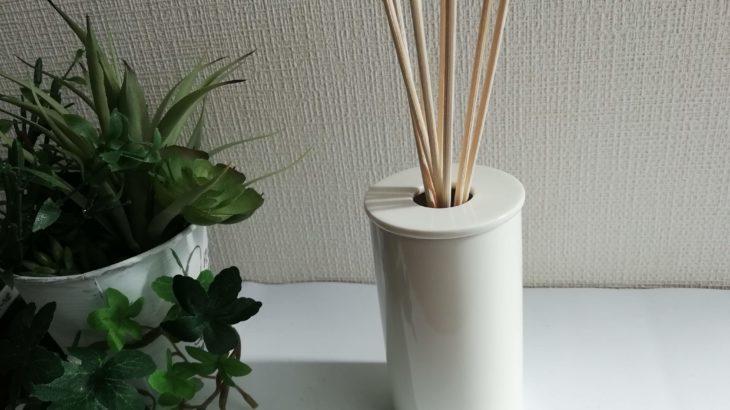【無印良品】ラタンスティックをさすだけでいい香り!フレグランスオイルで落ち着く部屋に