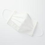 無印良品の繰り返し使える三層マスクを購入!30回洗って使えて経済的